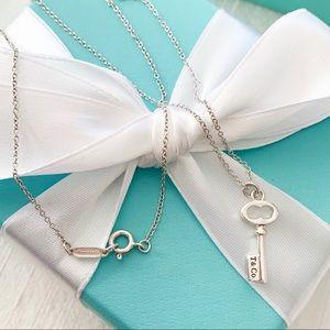 Tiffany & Co. NWOT Tiffany Keys T&CO. Key Pendant